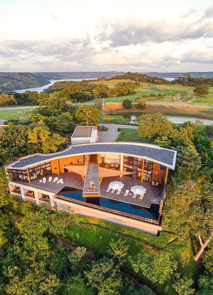 22 best costa rica luxury homes by sarco architects images for Luxury vacation costa rica