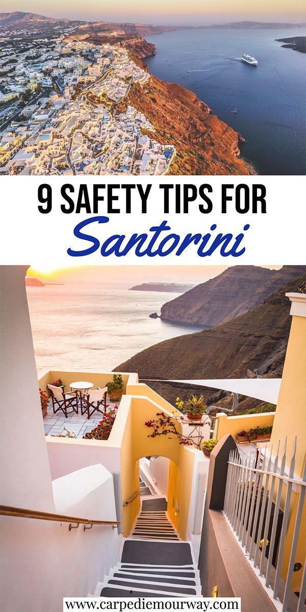 Is Santorini Safe in 2019? Santorini Safety Information ...