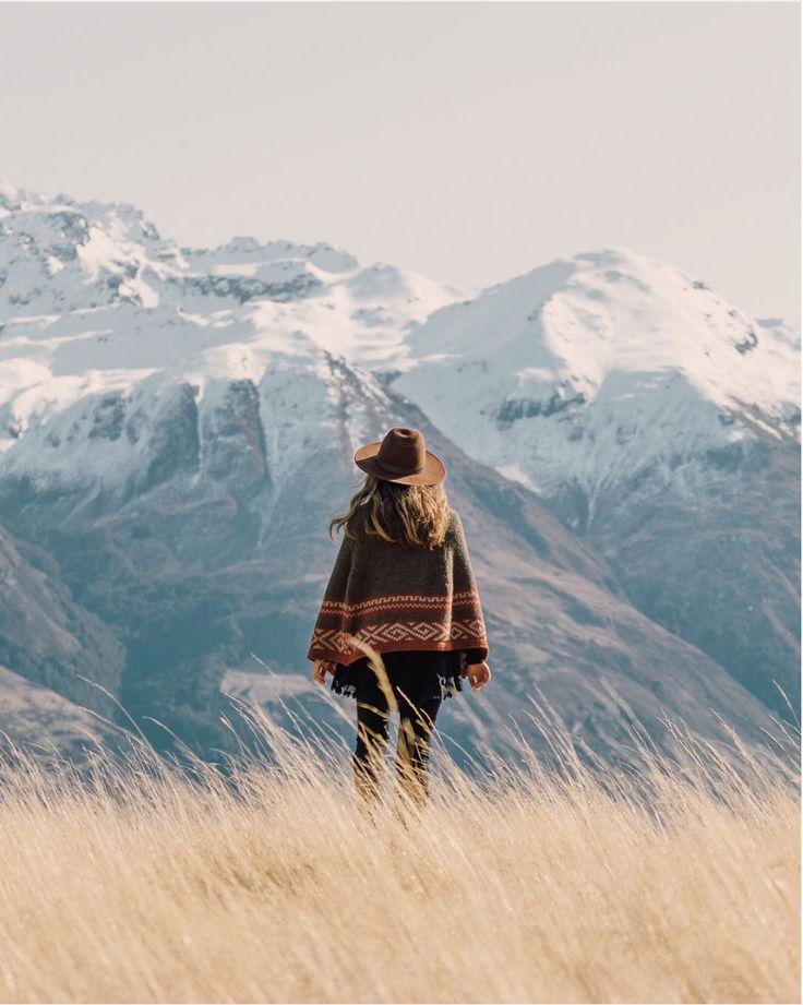 Escape in the mountains #NewZealand #outdoor