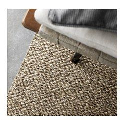 IKEA - SINNERLIG, Rug, flatwoven, Flat woven. The rug looks identical on both sides so it can be turned.