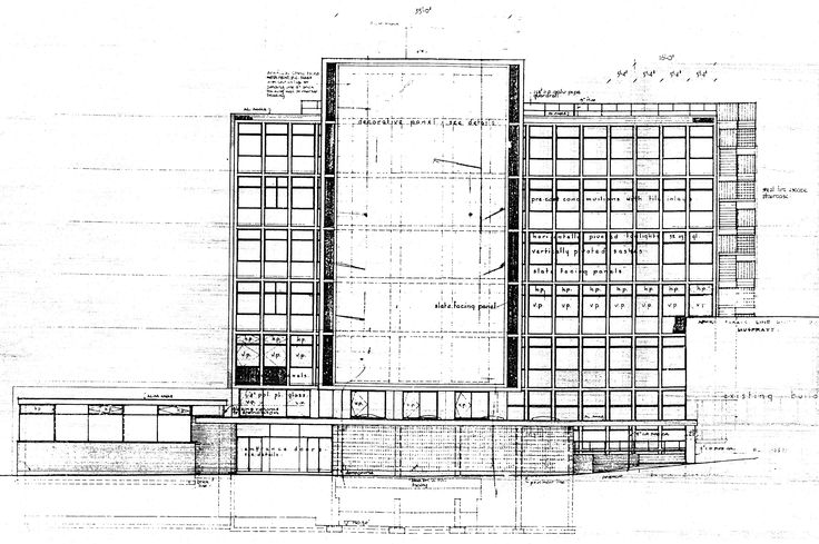 Civil Engineering Building, University of Liverpool