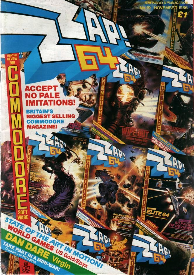 64 Best Images About Premier Designs Jewelry On Pinterest: 20 Best Images About Zzap!64 Commodore 64's Best Mag. On