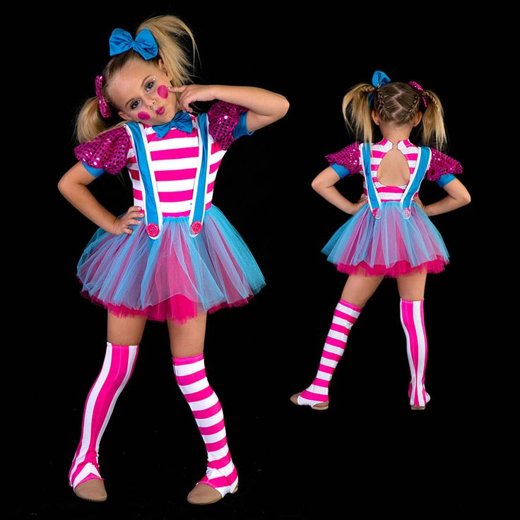 Jazz Costumes : Living Doll