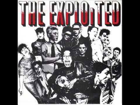 The Exploited - Exploited Barmy Army (EP 1980) /* we're the effin barmy army  n don't u try'n mess */