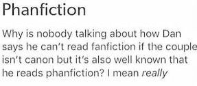 But then, he reads Johnlock (this isn't cannon, right? I haven't watch the show._.) and Thloki But waaaait, I have just realized something... Phil=Thor (coz he always says how much he loves him and this stuff u know) and Dan=Loki (like, u don't tell me otherwise, they're so familiar)