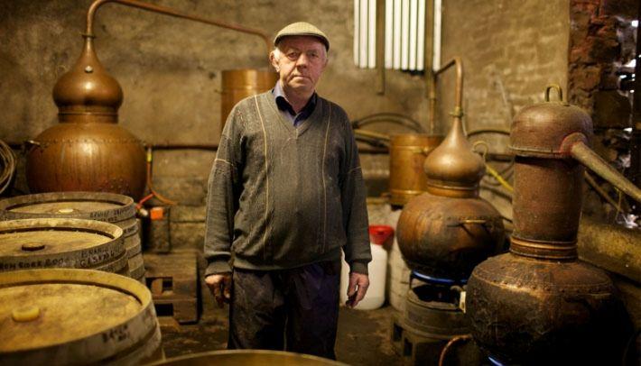 Dan our distillery man!