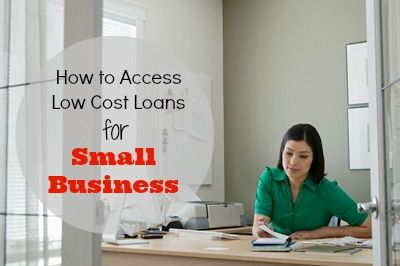 Financial Wellness: Build a Healthy Business to Access Low-Cost Loans