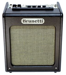 Brunetti Metropolitan .....because the town is its own world... The cliché wants that good sound quality of a guitar rig is proportional to its size. Metropolitan transform this idea by