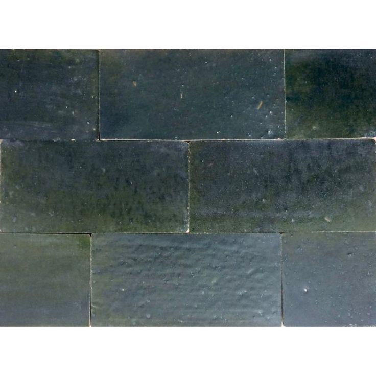 Zellige Tile Caledon 500s 15cm x 7.5cm