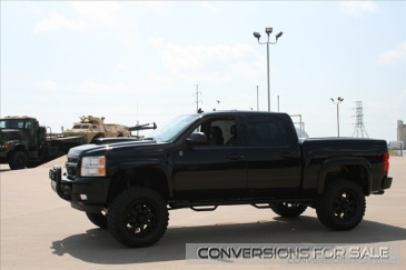 2013 Chevy Silverado Black Ops by Tuscany Automotive