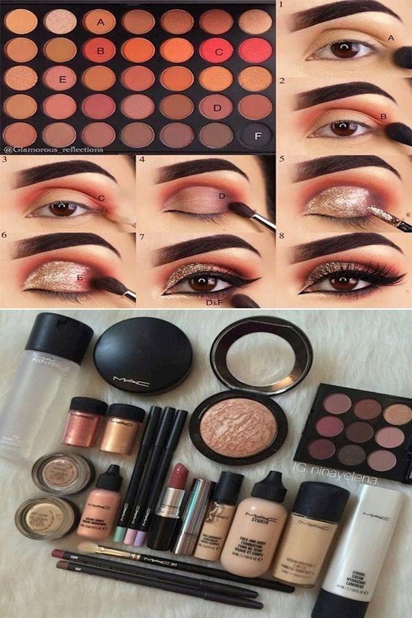 Foundation Makeup Brush Professional Makeup Set Make Up Online Sale In 2020 Professional Makeup Set No Foundation Makeup Online Makeup