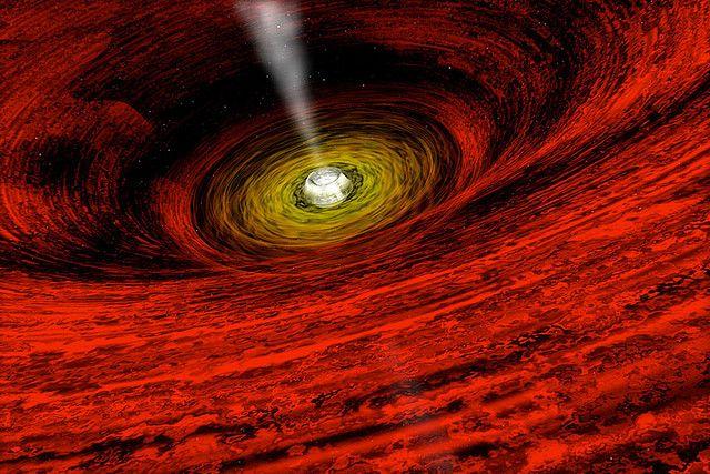 Spooky Black Holes | Facts For Kids | Pinterest
