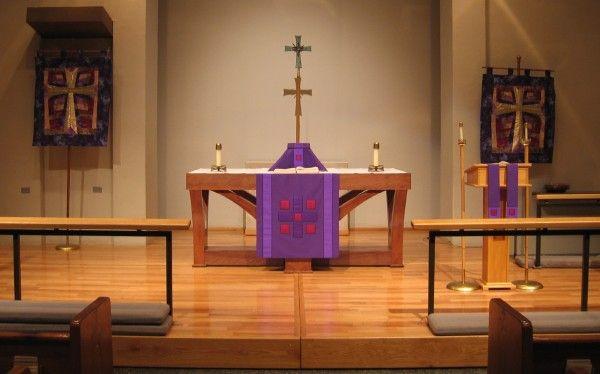 19 Best Purple Paraments Images On Pinterest Church