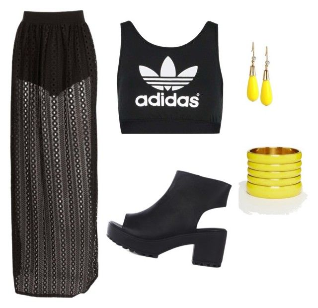 """""""Festival plush"""" by sophie-delaney-1 on Polyvore featuring adidas Originals, INC International Concepts, ASOS and boohoo"""