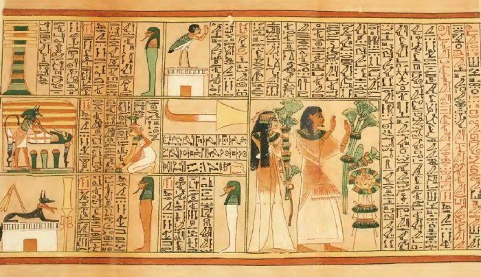 There are also several unusual accounts of strange happenings that suggest ancient Egyptians Gods had extraordinary powers and knowledge.
