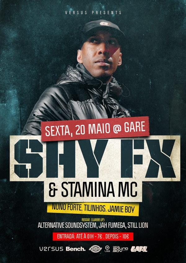 Drum 'n' Bass party posters / Porto, Portugal by Braca Burazeri , via Behance