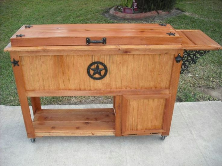Custom Rustic Woodworks   Benches, Shelves, Coolers, Ice Chests,  Birdhouses, Trash