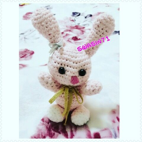#my_work#rabbit#toy#swasin71