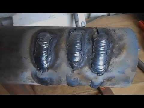 Как просто и быстро варить трубы начинающим сварщикам - YouTube