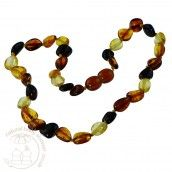 Amber Teething Necklace - Mix  2  Buy yours here: http://www.naturalbabyshower.co.uk/catalogsearch/result/?q=Teething