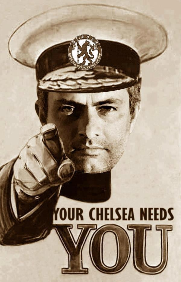 Your CHELSEA needs YOU