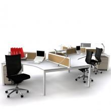 Liquid | UCI Workstation and desk system.  Australian designed and manufactured. GECA certified. AFRDI Blue Tick certified. uci.com.au