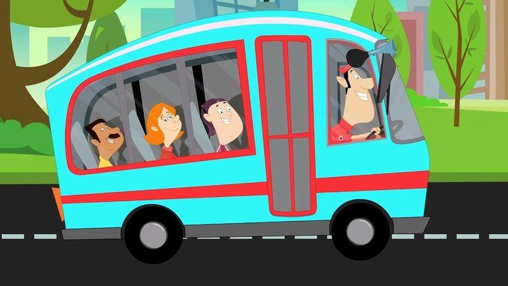 ruedas de los autobuses   canciones infantiles   Canciones para niños   ...Los niños, las ruedas en el autobús es una de las rimas infantiles favoritas. El paseo por la ciudad nosotros mucho más divertido si eres una parte de ella! #Wheelsontheusespanol #Ninos #preescolares #rimas #ninito #aprendizaje #educativo #padres #nurseryrhymes #kidssongs #babysongs #entertainment #kindergarten #kidsvideos #kidslearning