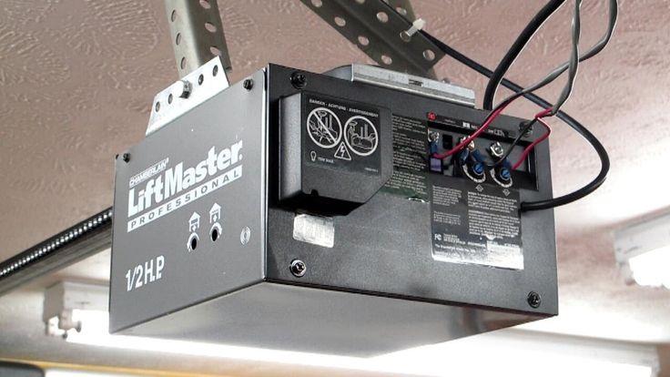 Troubleshooting Garage Door Opener Sensors