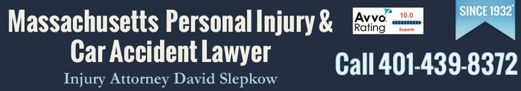 Massachusetts Personal Injury Attorney | MA Auto Accident Lawyer  In some instances multiple vehicles are involved in the same rear end crash. These multi-car pileups are often caused by poor visibility, driver distraction, slick / slippery road conditions and bad weather.