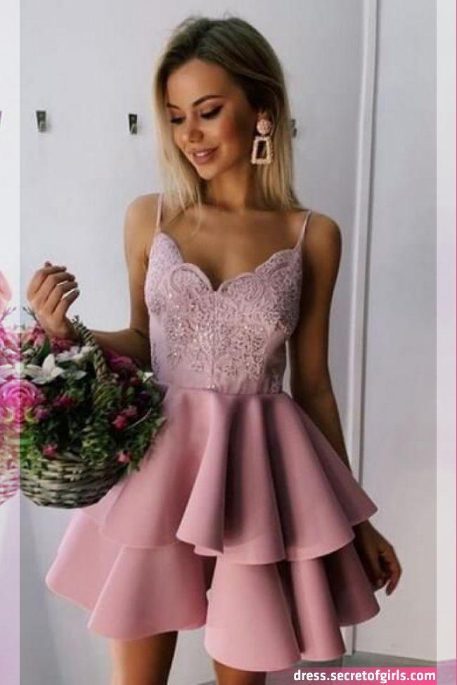 2019 Homecoming Dress Short Prom