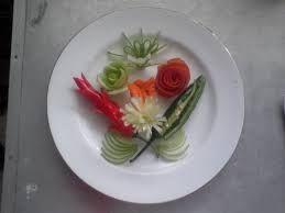 Hasil gambar untuk kreasi penyajian makanan