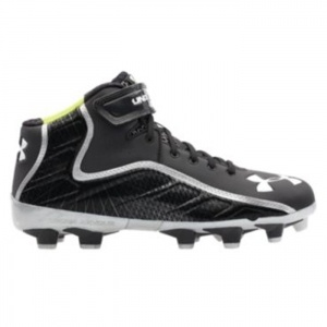 Under Armour Havoc Football Cleats Mens Black Synthetic - ONLY $84.99