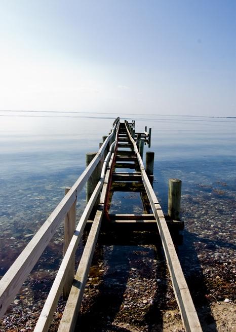Funen: Beach Bridge