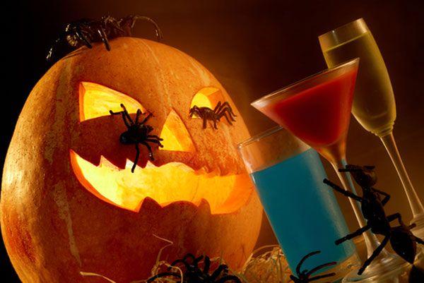 Vijf huiveringwekkende Halloweenrecepten