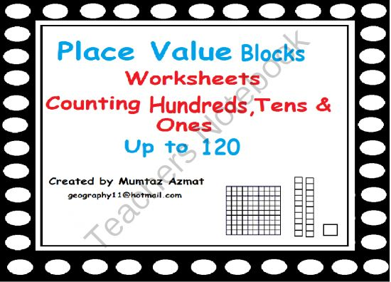 1000+ Ideen zu Place Value Blocks auf Pinterest | Ort ...