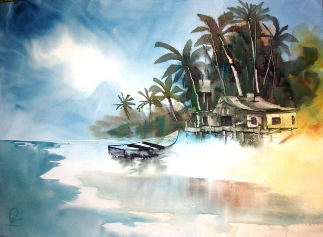 International Watercolor Artists