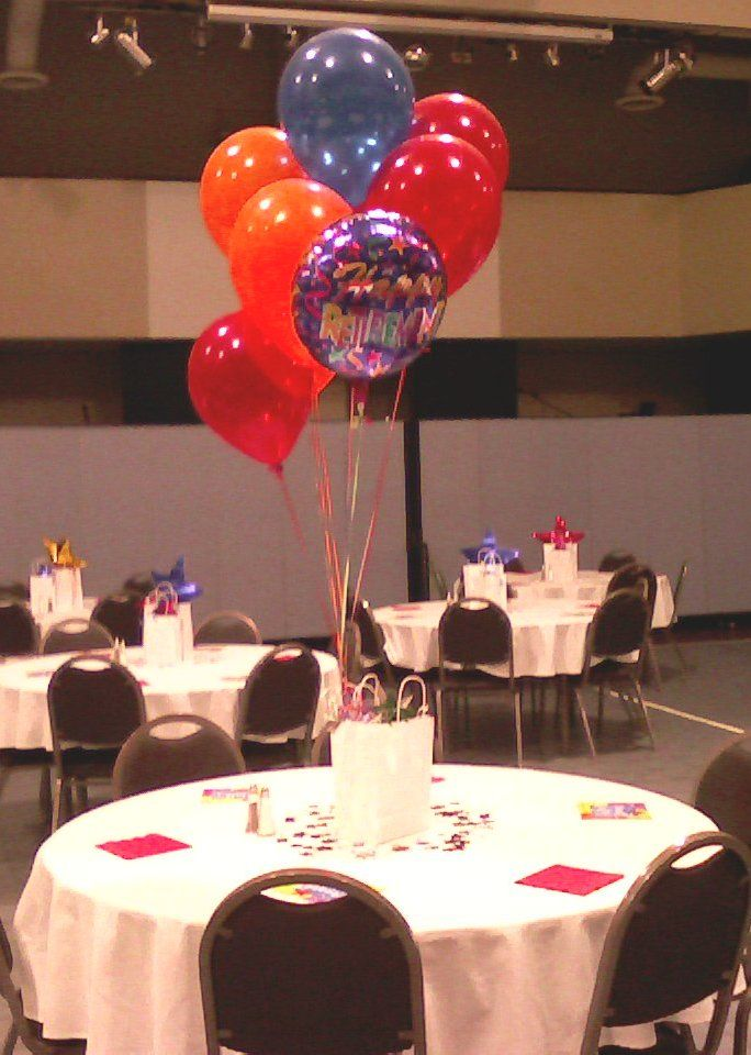 Ideas about retirement party centerpieces on