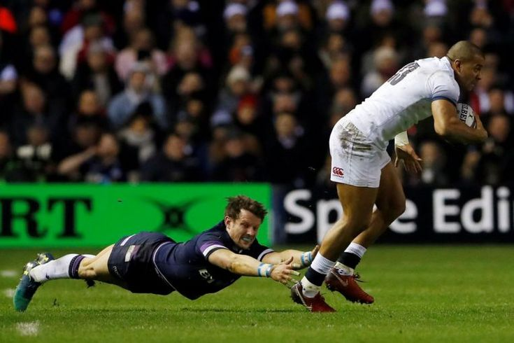 Rugby union: England Scotland will not face action over Six Nations pre-match scuffle Sport News & Top Stories | Bible Of Sport