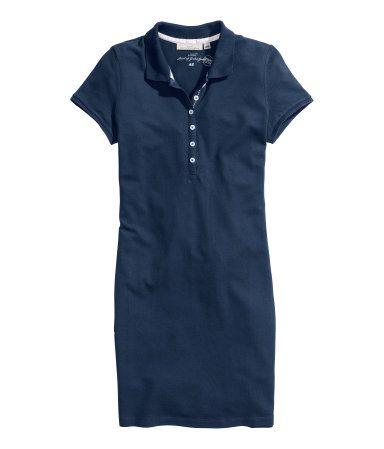 [2014 Conscious Collection] Polo shirt dress, 19.95 CAD