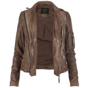 Marsden Leather Jacket
