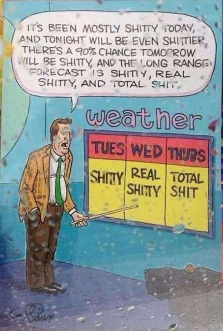 Shitty Weather Report ---- best hilarious jokes funny pictures walmart humor fail