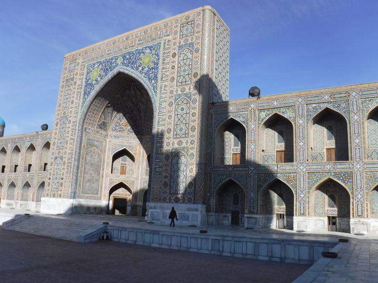 Si il y a un voyage à faire, c'est celui la: explorer les anciens sites de la route de la soie, et decouvrir les merveilles de Samarcande et Boukkhara, en Ouzbékistan, Asie Centrale. les site…