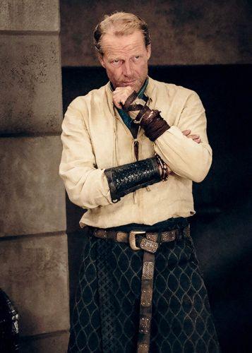 Jorah Mormont - game-of-thrones Fan Art