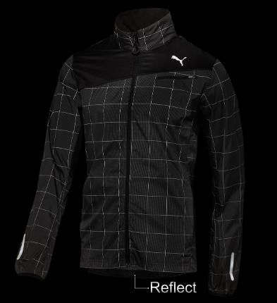 PUMA Pure NightCat Reflective Running Jacket | Men - from the official Puma® Online Store