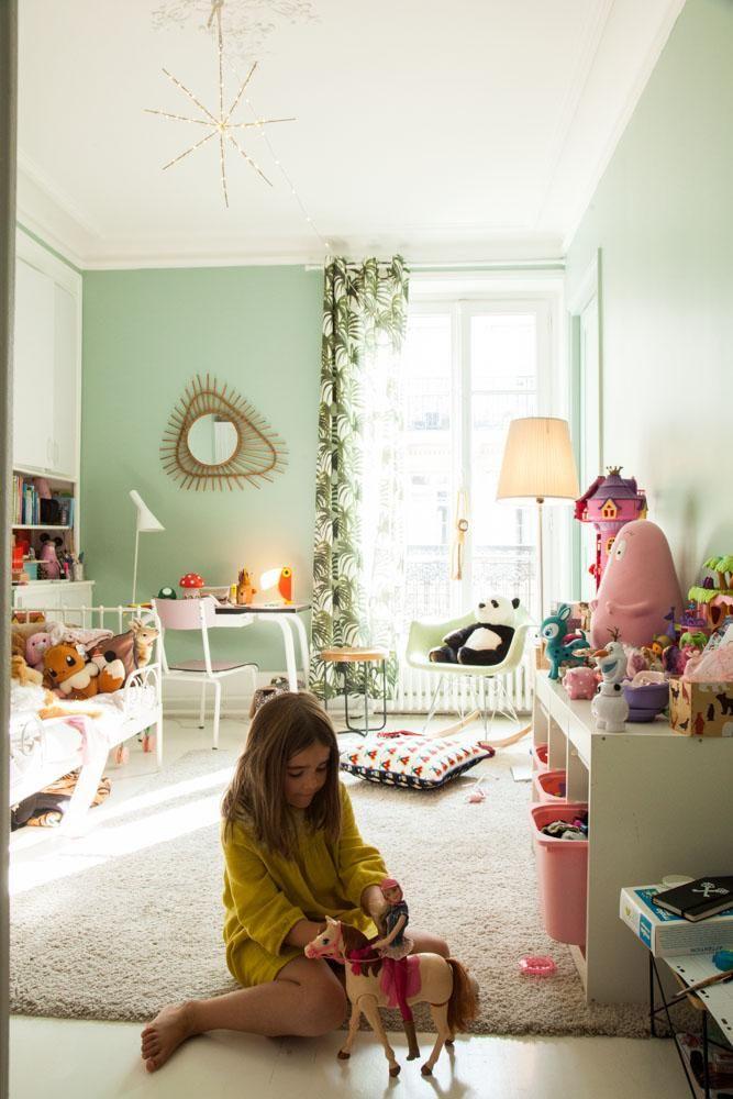 Une chambre d'enfant inspirante, côté-enfants.com