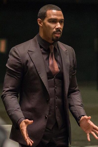 Omari Hardwick Power Suit Best 25+ Omari Hardwic...