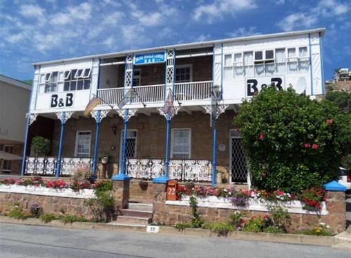 Perfectly situated – 500m walk to the beach, walking trails, restaurants and shops. This well established B&B offers 6 double rooms, 1 self-catering family unit, 1 self-catering family cottage, dining room, lounge, kitchen, laundry, office space, 2 garages, braai area and pool.