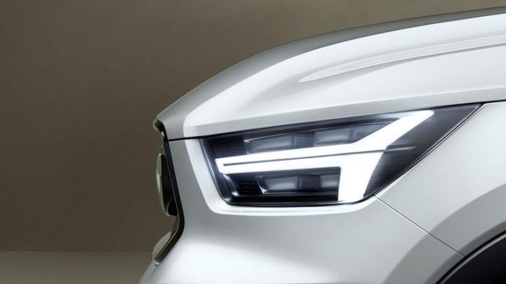 「雷神眾」接連駕到!Volvo 60 車系三月報到! 40 大軍四月「中國」上海車展發表!?