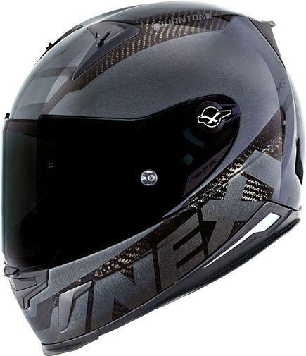 Nexx XR2 phantom carbon motorcycle helmet