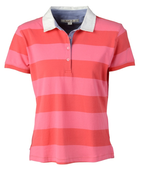Sopsel - Striped Rugby Polo
